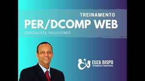 PAULO GOMES TREINA PER/DCOMP WEB NA SEDE ABSOLUTE-SP