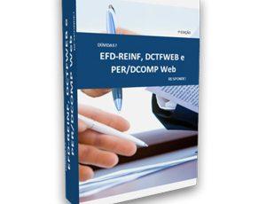 e-Book – Lançamento – 30 Respostas REINF/DCTFWeb e PER/DCOMP Web