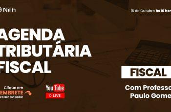 AGENDA FISCAL TRIBUTÁRIA – LIVE
