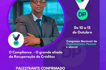 CONGRESSO NACIONAL DE DEPARTAMENTO PESSOAL – PARTICIPE