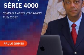 PAULO GOMES LANÇA PODCAST SOBRE SÉRIE 4000 DA EFD-REINF